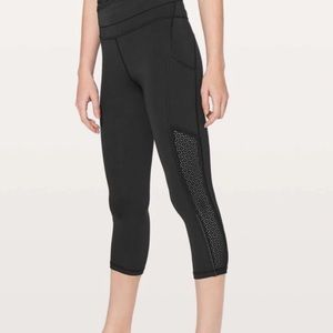 Lululemon Ready To Race Crop Size 8